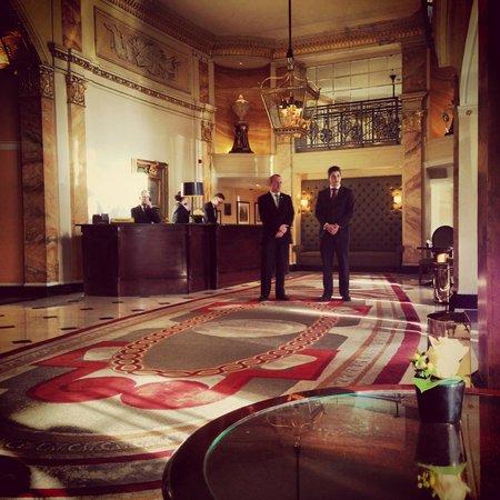 The Dorchester: Hotel's Reception