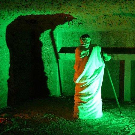Grandes Caves Saint Roch - Blanc Foussy: Saint-Roch, Crédit photo Jean-Michel SUPERA