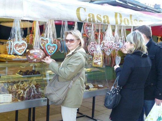 Hotel Italia: продовольственый рынок