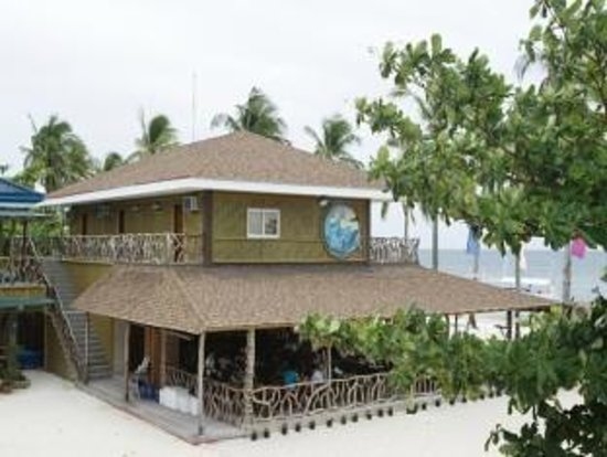 Malapascua Legend : Restaurant