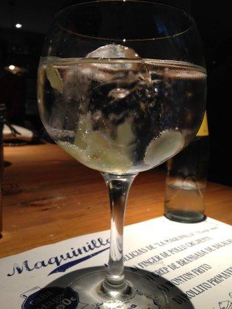 La Maquinilla 1911: Gin