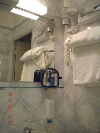 Hotel Lutetia : ванная