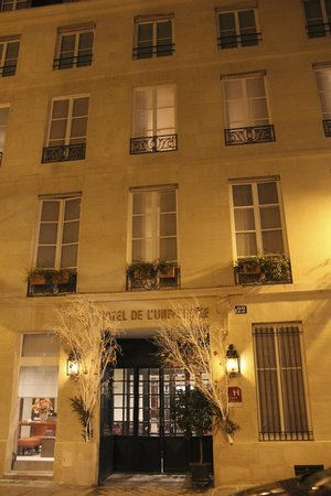 Hotel de l'Universite: Hotel de l'Université