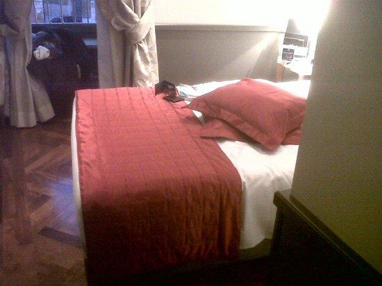 Hotel Lunetta: minuscule !