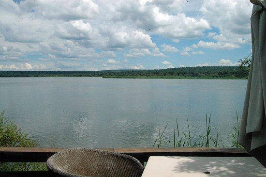 Royal Chundu Luxury Zambezi Lodges: From the room.