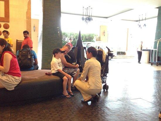 Millennium Resort Patong Phuket: Friendly staff