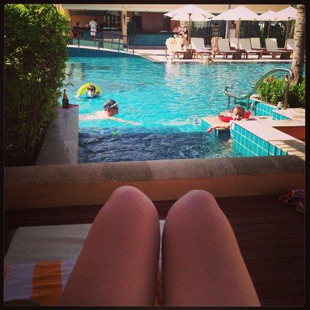 Millennium Resort Patong Phuket: Pool Access room! BLISS!!