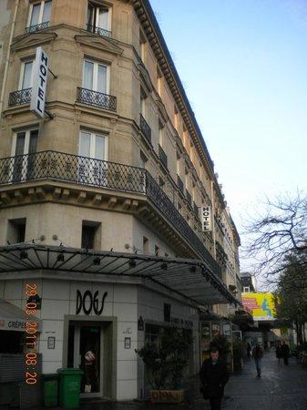 Hotel Agora: сам отель