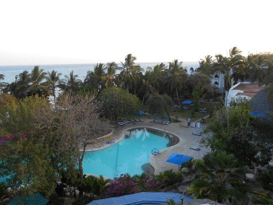 Kaskazi Beach Hotel : Beautiful view from our room