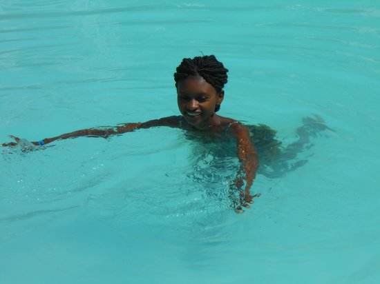 Kaskazi Beach Hotel : Beautiful Swimming pool