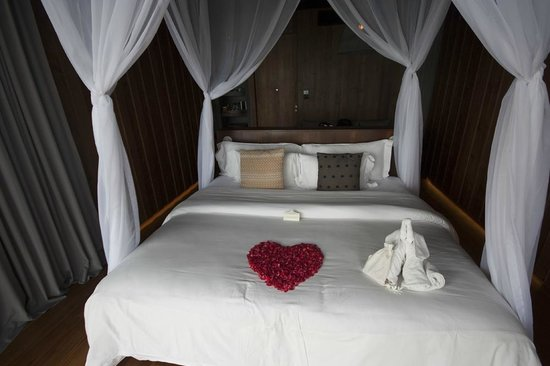 Silavadee Pool Spa Resort : Our bedroom