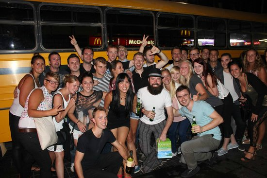 Hump Backpackers : Thursday night!
