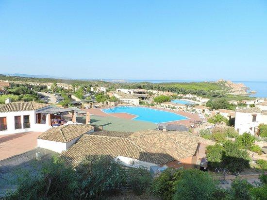 Calarossa Village: Vista