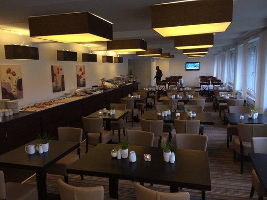 Zi Hotel & Lounge : Breakfast 3