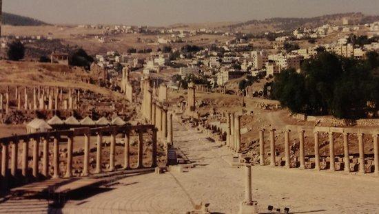 Ruinas de Jerash: Amazing site.