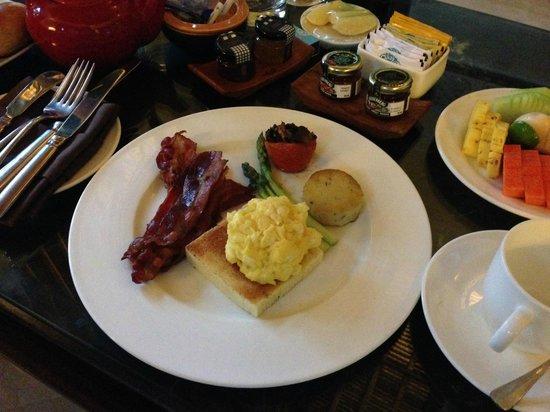 AYANA Resort and Spa Bali: ダヴァレストランの朝食は絶品