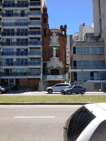 Che Montevideo: Rambla Mahatma Gandhi, Montevideo, Uruguay