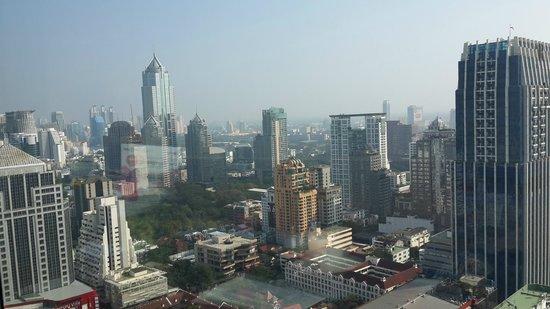 InterContinental Bangkok: View from 31st floor