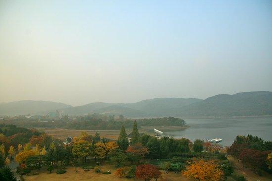 Commodore Hotel Gyeongju : View
