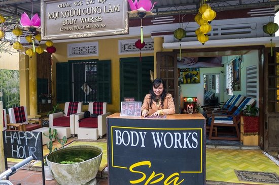 Body Works Spa and Beauty