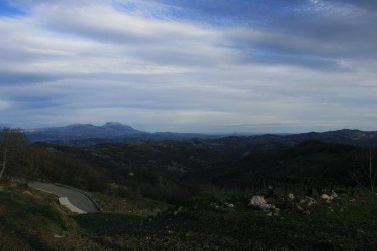 Agriturismo Lu Formaggio: Panorama