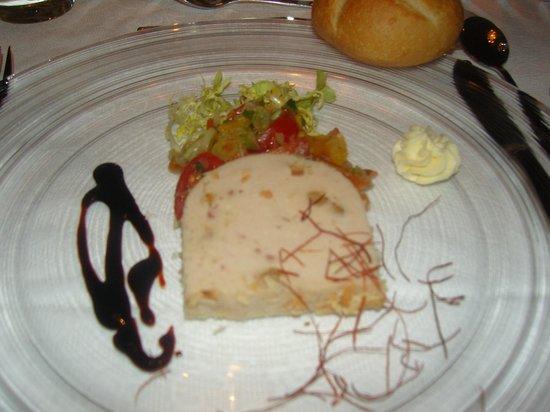 Grieserhof: 1er plat menu de gala