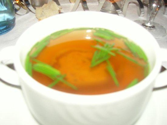 Grieserhof: 2eme plat du menu de st sylvestre