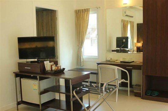 Al's Laemson Resort: Deluxe Villa Room