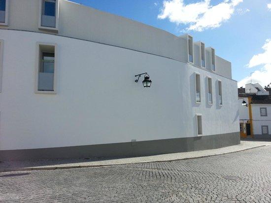 Moov Hotel Evora: Edifício