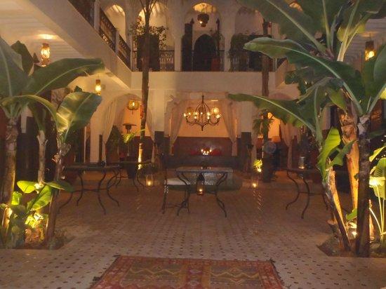 Riad Pachavana : le Coeur du Riad