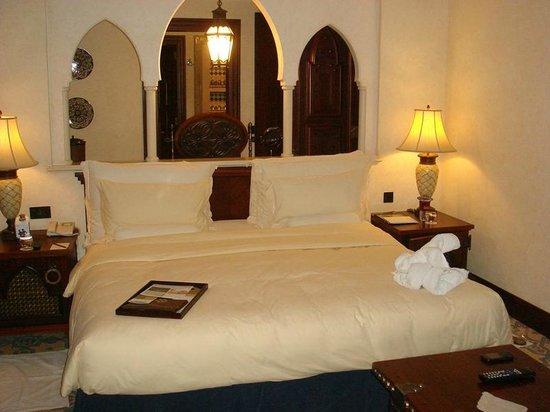 Jumeirah Mina A'Salam: King size Bed