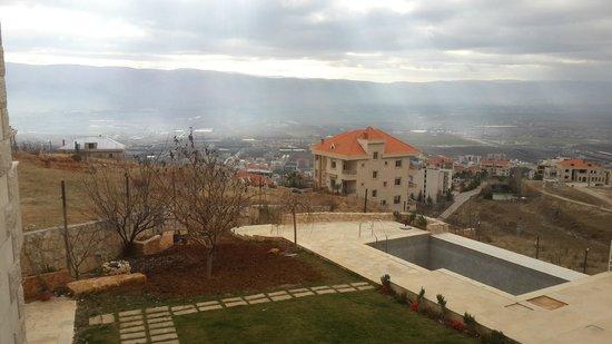 Beit El Kroum: great view