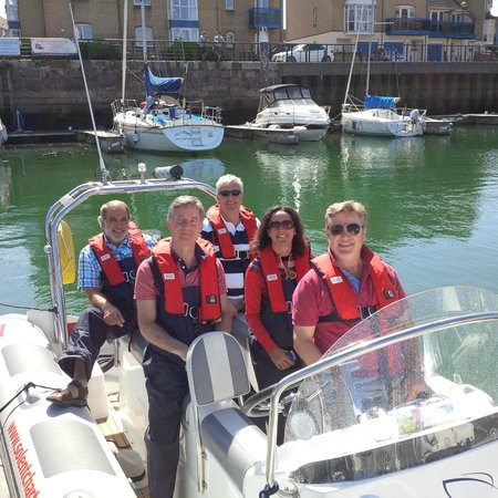 Solent Boat Charters & Training: Stag Do