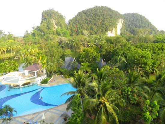 Maritime Park & Spa Resort: Balcony View