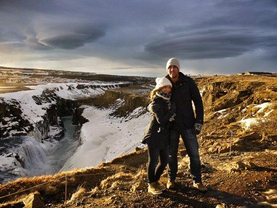 Reykjavik Residence Hotel: Gullfoss Falls  - The Golden Circle