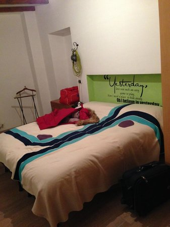 Bed and Breakfast Storico: Camera da letto