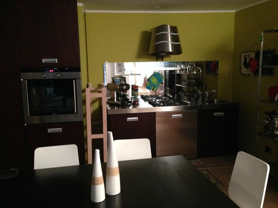 Bed and Breakfast Storico: Cucina, sala da pranzo