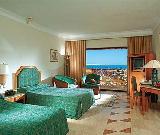 InterContinental Hotel Hurghada: The room in The Hotel InterContinental, Hurghada
