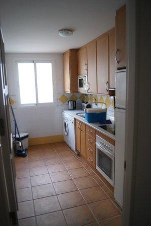 Apartamentos Spirit de Mojacar: La cocina