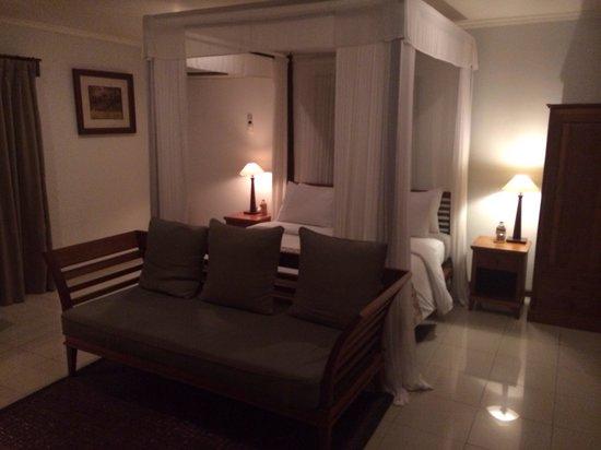 Villa Berawa: 2. Schlafzimmer