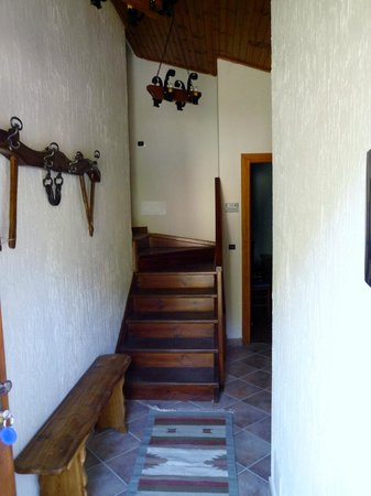 Casa Vacanze Elisa: ingresso blu