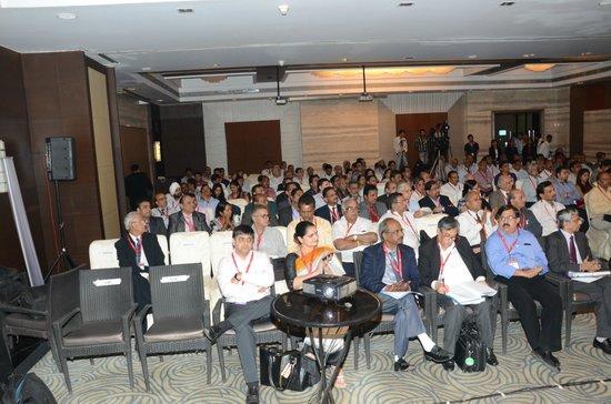 Ramada Navi Mumbai: Audience at the conference on 21.12.2013