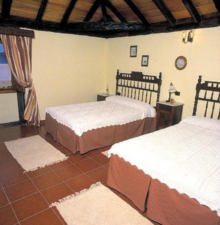 Casa Rural El Patio del Naranjo: Habitación doble