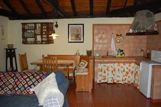 Casa Rural El Patio del Naranjo: Comedor