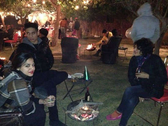 Mirvana Nature Resort and Camp: Chilling in the chill