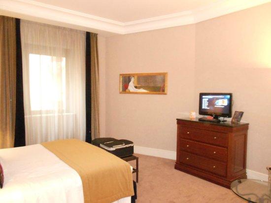 Hotel Dei Mellini: chambre