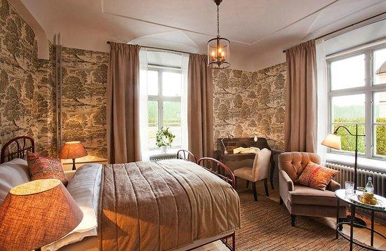 Rosersbergs Slottshotell: De luxe rum