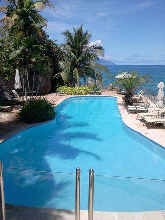Sunset Beach Hotel: Маленький бассейн