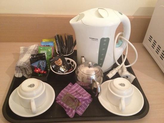 Eltham Gateway Hotel & Conference Centre: Eltham Gateway Hotel - Coffee Tray