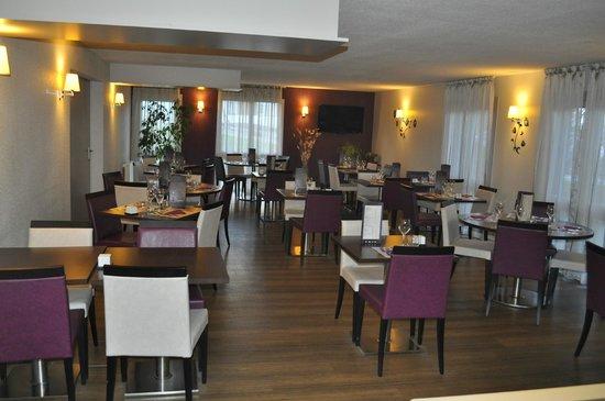 Hotel Inn : salle à manger